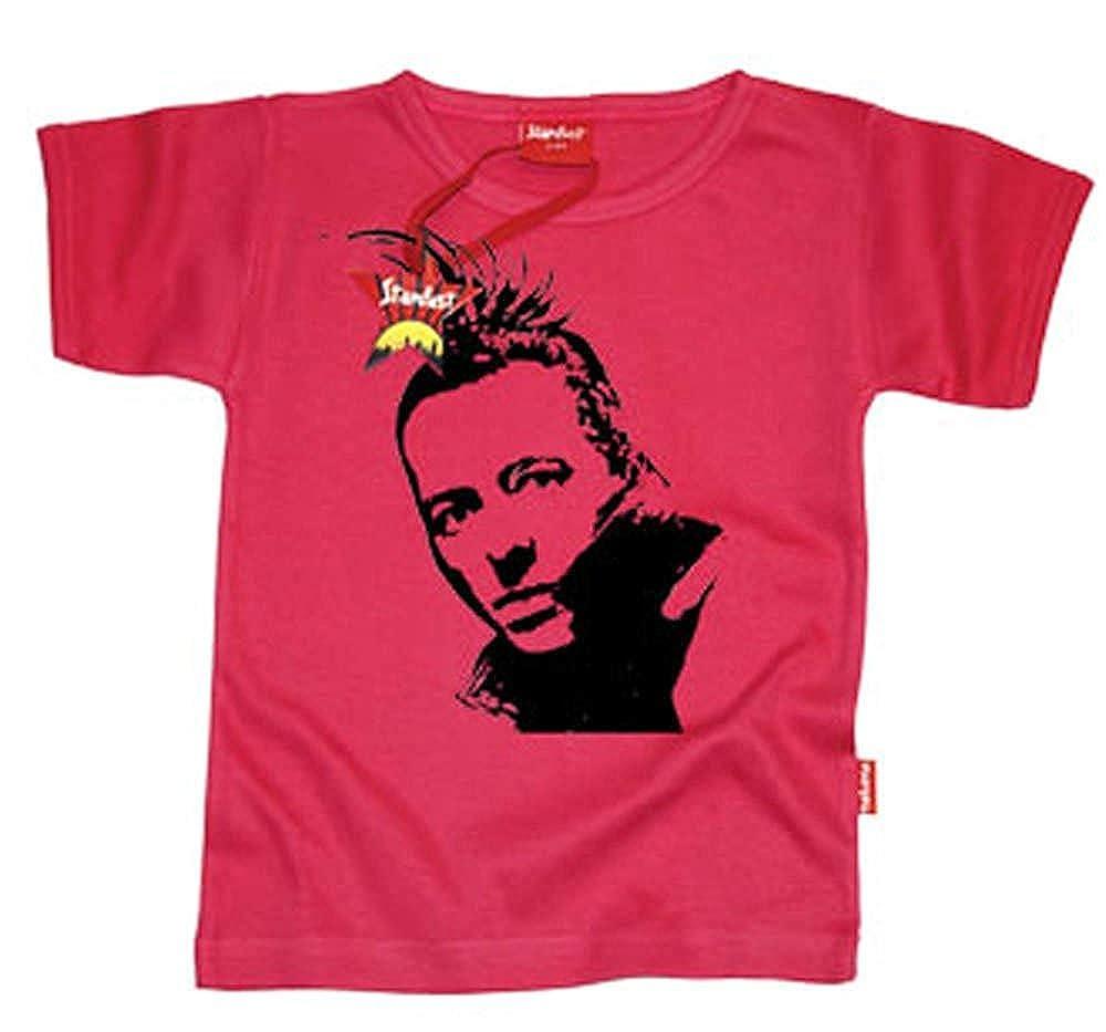 Stardust Joe Strummer-Keet Kids T-Shirt