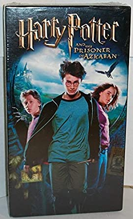 Amazon Com Harry Potter Prisoner Of Azkaban Vhs Movies Tv