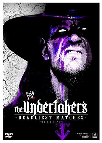 (WWE: The Undertaker's Deadliest Matches)