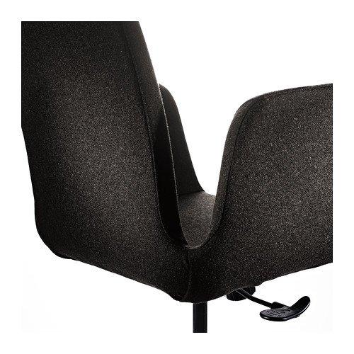 Prime Ikea Patrik Swivel Chair Dark Grey Ultuna Amazon Co Uk Inzonedesignstudio Interior Chair Design Inzonedesignstudiocom