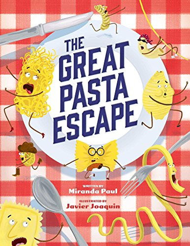 The Great Pasta Escape (The Real Story Of The Great Escape)