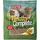 Kaytee Timothy Complete Treats for Guinea Pigs, 5-Pound, My Pet Supplies