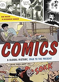 Comics: The Modern History Of A Global Art Form (0500290962) | Amazon price tracker / tracking, Amazon price history charts, Amazon price watches, Amazon price drop alerts