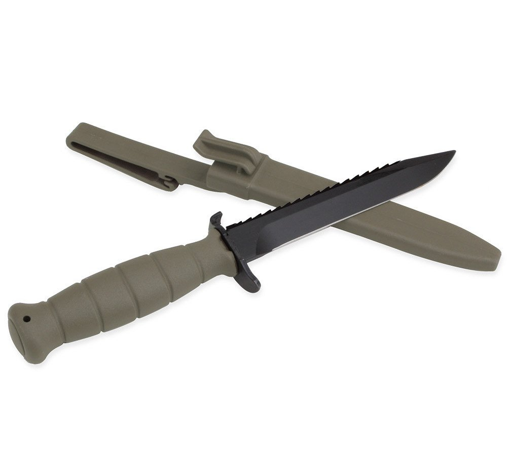 Amazon.com: Glock - Cuchillo de campo con sierra de raíz ...