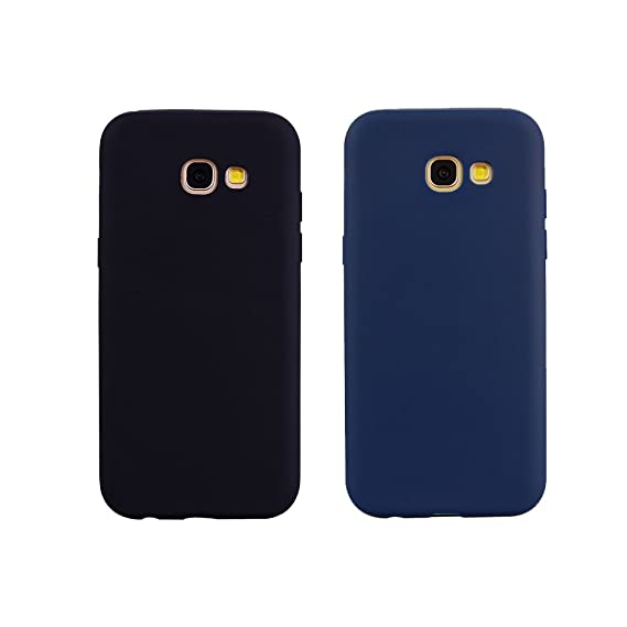 Amazon com: Soft Gel Case for Samsung Galaxy A5 2017 SM-A520F, AllDo