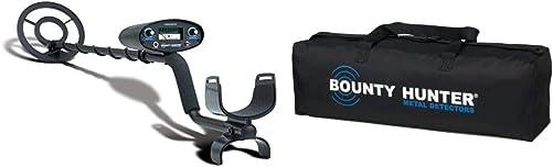 Bounty Hunter TK4 Tracker IV Metal Detector Bounty Carry Bag