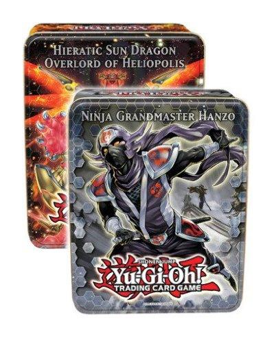 Amazon.com: YUGIOH HIERATIC SUN DRAGON & NINJA GRANDMASTER ...