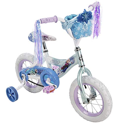 12'' Disney Frozen Girls' Bike by Huffy,
