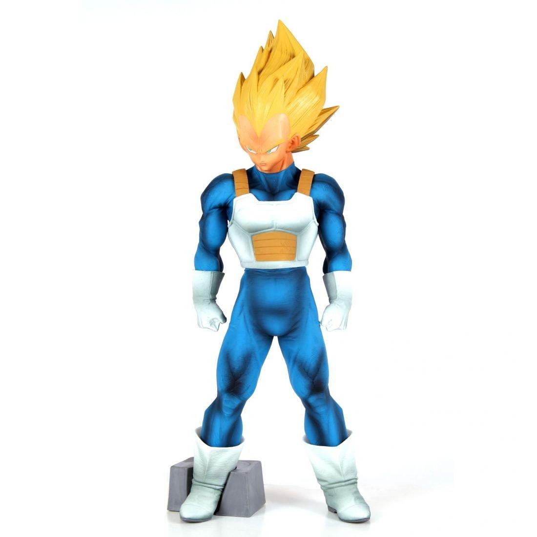 BANPRESTO 25960 – Super Master Star Piece Dragon Ball Z The Vegeta Figur, 30 cm