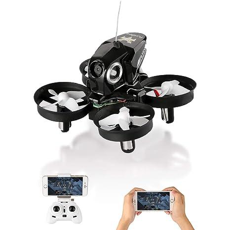 HELIFAR H818 Drohne Faltbar mit Kamera HD 720P WiFi FPV S Eine Batterie Elektrisches Spielzeug