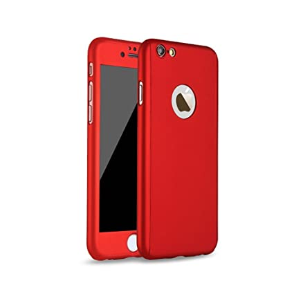 red phone case iphone 6