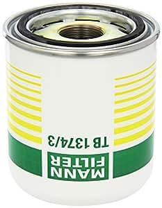 Mann Filter TB 1374/3 x Cartucho del secador de aire, sistema de aire comprimido