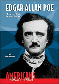 Book Edgar Allan Poe: Deep into That Darkness Peering (Americans - The Spirit of a Nation)