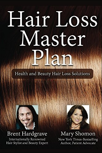 Hair Loss Master Plan: Health and Beauty Hair Loss Solutions by [Hardgrave, Brent, Shomon, Mary]