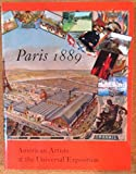 img - for Paris 1889 American Artists at the Universal Exposition by Annette Blaugrund (1989-11-02) book / textbook / text book