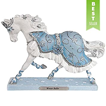 Trail of Painted Ponies TROPP Winter Ballet Figurine
