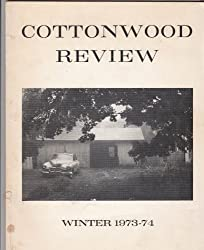 COTTONWOOD REVIEW Winter 1973-74