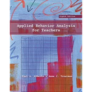 applied behavior analysis for teachers 9th edition pdf