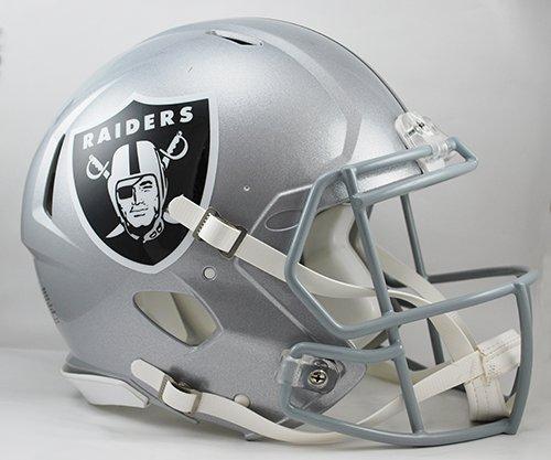 ell Speed Full Size Authentic NFL Pro Football Helmet - New in Riddell Box ()