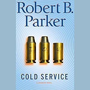Cold Service Audiobook