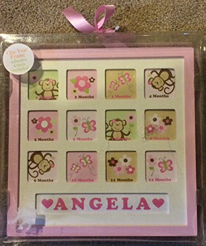tender-kisses-one-year-frame-adhesive-stickers-room-decor-great-gift