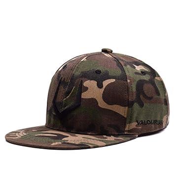 Feizhai Astas bordadas alfabeto hip-hop sombreros hombres y ...