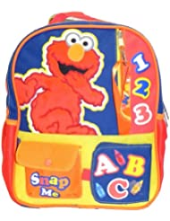 12 Sesame Street Elmo Toddler Backpack