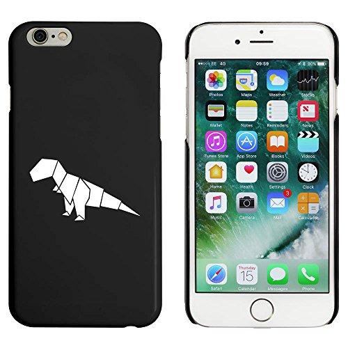 Schwarz 'Origami T-Rex' Hülle für iPhone 6 u. 6s (MC00022705)