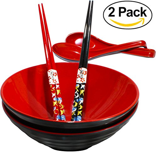 Chef Miso Melamine Noodle Chopsticks product image