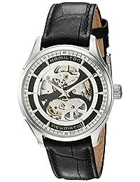 Hamilton Men's H42555751 Skeleton Gent Auto Silver Watch