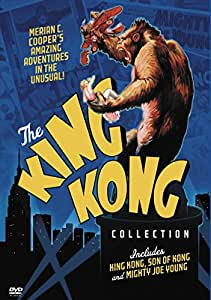 The King Kong Collection (King Kong / Son of Kong / Mighty Joe Young)