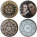 Supernatural 1.25 Inch Magnet Set