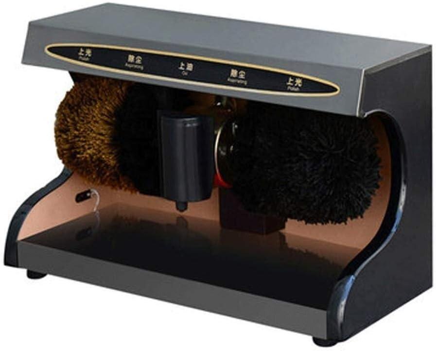 電動靴磨き機 靴研磨機ブラシ靴マシン家庭用電気靴シャイナーオフィスの自動誘導靴機械ロビー