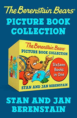the-berenstain-bears-picture-book-collection-sixteen-books-in-one
