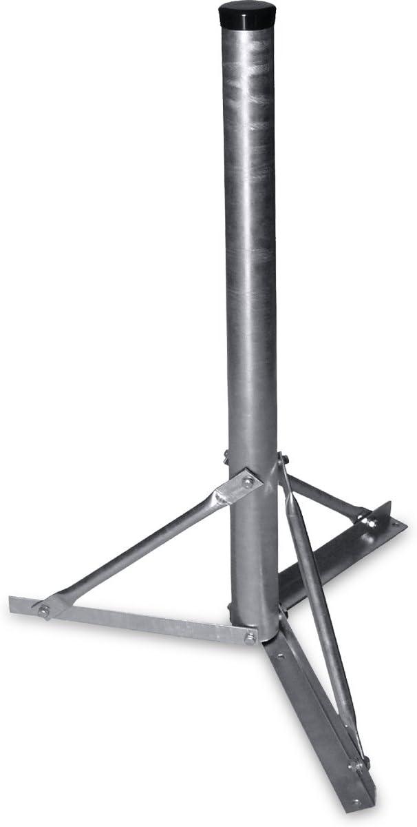 SKT QSF30000 Aluminio-base 100 cm trípode stand para antena parabolica
