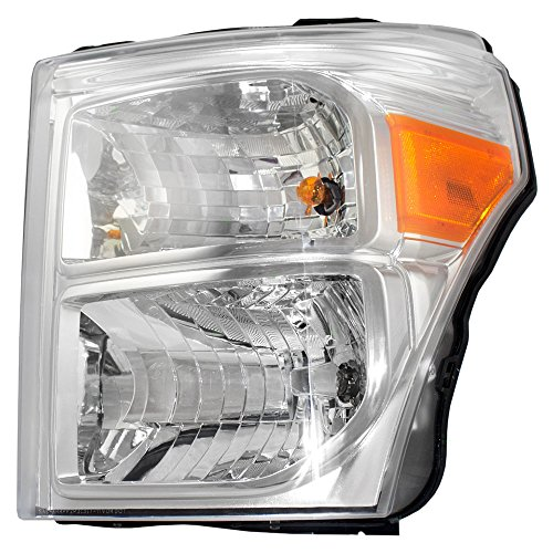 adlamp Replacement for Ford Super Duty Pickup Truck BC3Z13008F (Super Duty Pickup Truck Headlight)