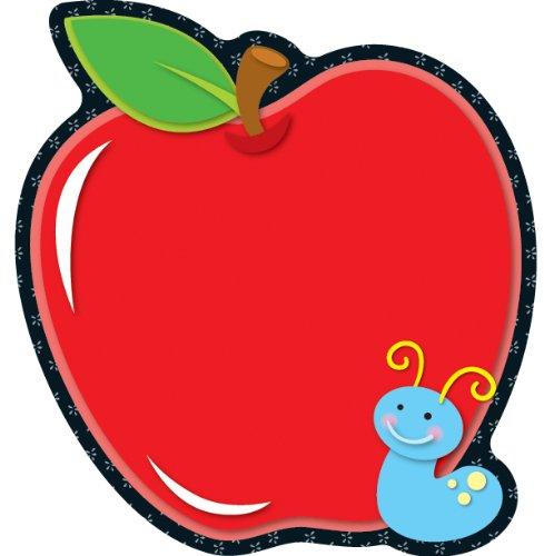 Carson Dellosa Apple Notepad (151020)