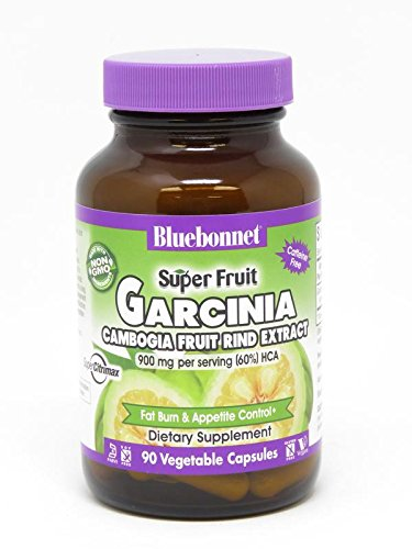 BlueBonnet Super Carcinia Cambogia Fruit Rind Supplement, 90 Count Review