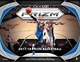 2017-18 Panini Prizm Basketball Blaster Box (6 Packs of 4 Cards: 1 Memorabilia or Autograph, 3 Prizms)