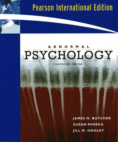 handbook of psychological assessment fifth edition