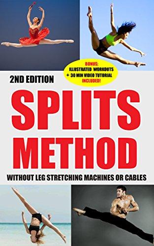 Splits Stretching Flexibility Gymnastics Stretchers ebook product image