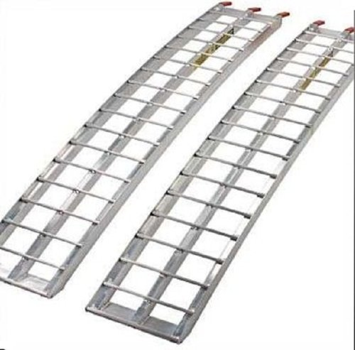 (Polaris OEM Heavy-Duty Aluminum Arched Ramp. For Sportsman, Outlaw, Scrambler, Trail Blazer/Boss and Others. 3,000-Pound Capacity. 2875386)