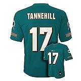 Ryan Tannehill Miami Dolphins Aqua NFL Infants 2016-17 Season Mid Tier Jersey (18 Months)