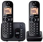 Panasonic KX-TGC222EB Digital Cordles...