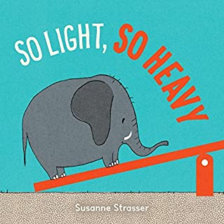 Book Cover: So Light, So Heavy