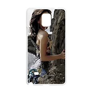 Samsung Galaxy Note 4 Cell Phone Case White Eva And The Rocks JSK908124