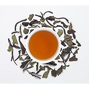 White Peony Tea - USDA Organic. White Tea By Higher Tea. The Best Antioxidant Boost from Tea You Can Get! Perfect Weight Loss or Detox Loose Leaf Tea that has a delicate, sophisticated flavor.