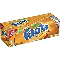Fanta Refresco con Gas, Sabor Mango - Paquete