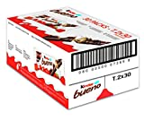 Ferrero Kinder Bueno Wafer Cookies, 1.5 Ounce