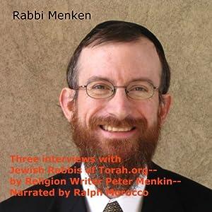 Three Interviews with Jewish Rabbis of Torah.org Audiobook